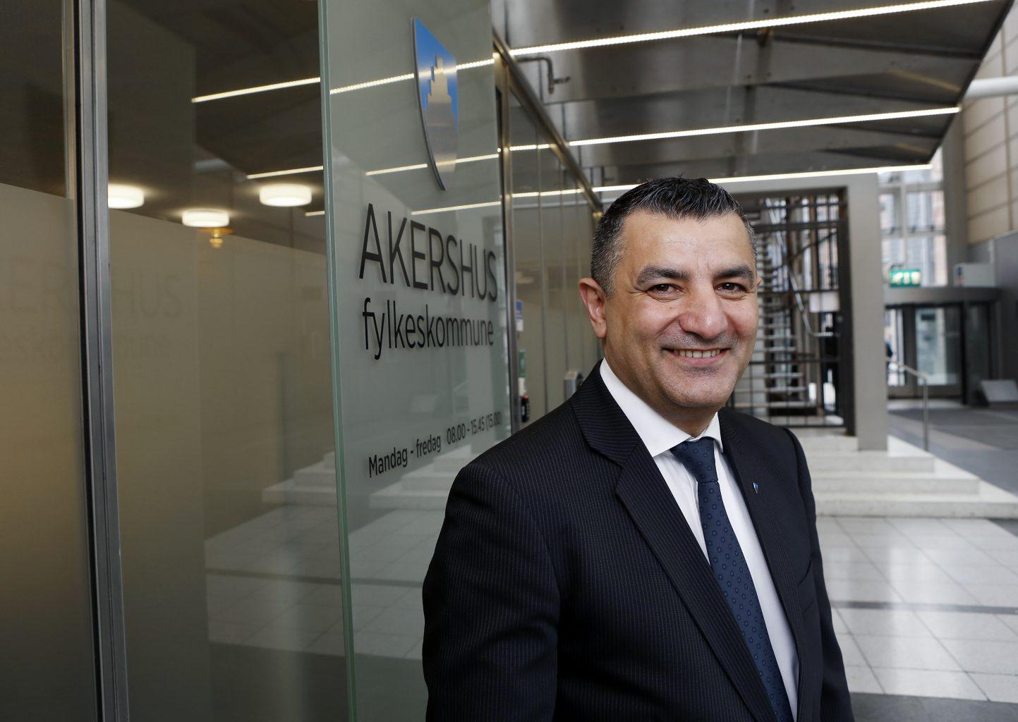 Administrerernde direktør - Jafar Altememy