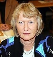 Portrettfotografi av styreleder Inger Johanne Bjørnstad
