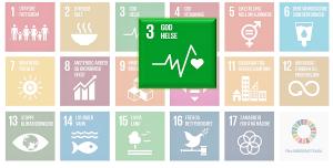 FN's bærekraftsmål, nr 3: helse